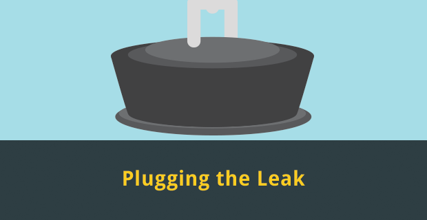 Plugging the Leak